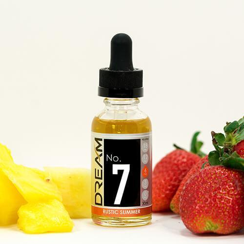 Dream E-Juice - #07 Rustic Summer (50% VG)
