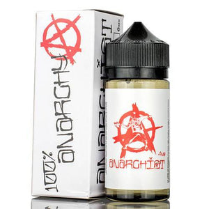 Anarchist E-Liquid - White
