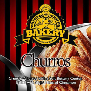 Bakery eJuice by Vango Vapes - Churro