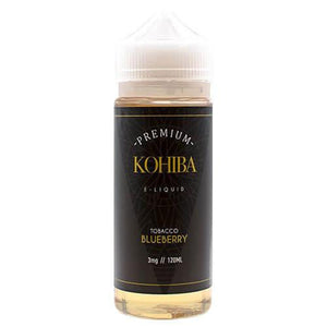 Kohiba eLiquid - Blueberry Tobacco