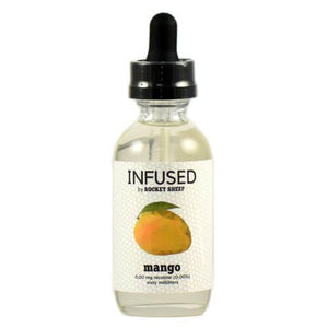 Infused by Rocket Sheep E-Liquid - Mango