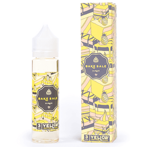 Bake Sale E-Liquid - Yellow Butter Cake