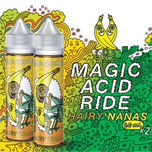 Magic Acid Ride - Hairy Nanas