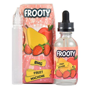 Frooty By Ruthless Vapor - Fruit Machine