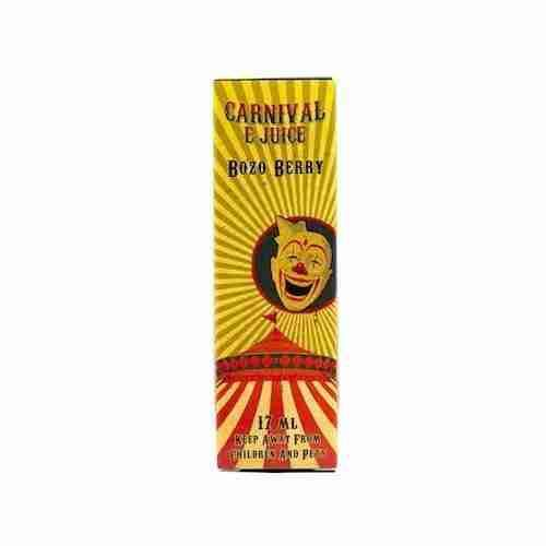 Carnival eJuice - Bozo Berry