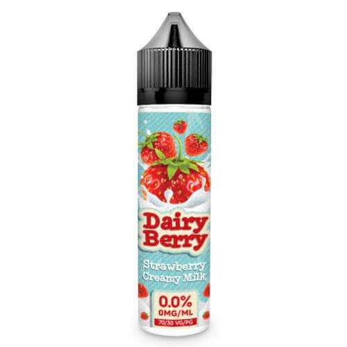 VR Labs eJuice - Dairy Berry