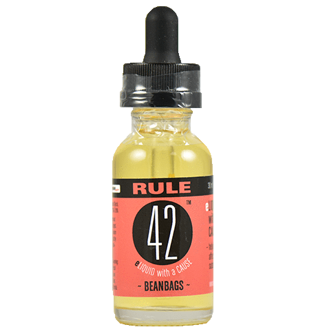 Rule 42 Eliquid - Beanbags