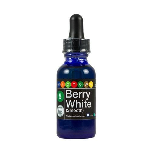 Midtown eLiquid - Berry White