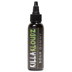 Killa Kloudz E-Liquid - Sour Gummy