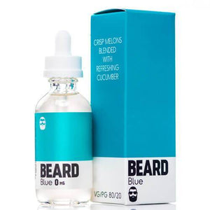 Beard Color - Blue