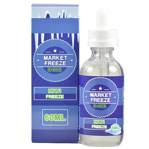 Market Freeze E-Juice - Kiwi Freeze