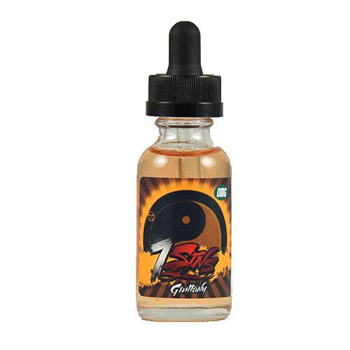 7 Sins eJuices - Gluttony