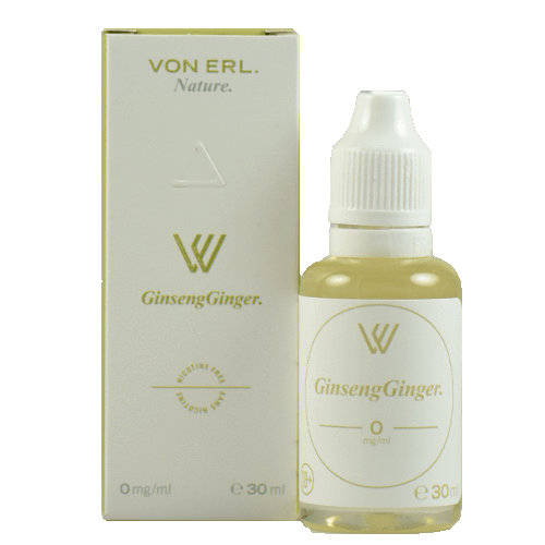 Von Erl E-Liquid - Nature - Ginseng Ginger