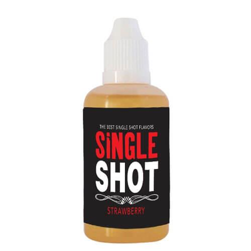 Single Shot eJuice - Strawberry