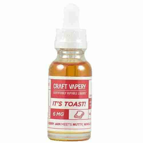 Craft Vapery Liquids - It's Toast!