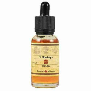 3 Monkeys Premium E-Liquids - Orion