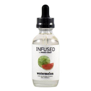 Infused by Rocket Sheep E-Liquid - Watermelon