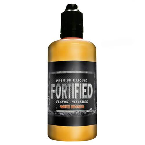 Fortified Premium E-Liquid - White Bronco