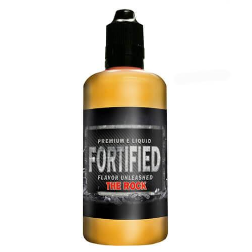 Fortified Premium E-Liquid - The Rock