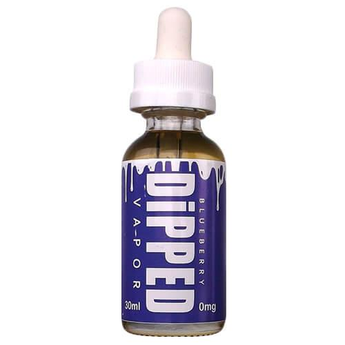 DiPPED Vapor eJuice - Blueberry
