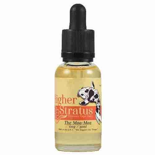 Higher Stratus E-Liquid - The Moo-Moo