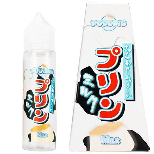 Snaku eLiquids - Milk Pudding eJuice
