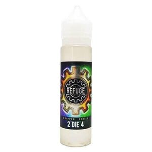 The Refuge Handcrafted E-Liquid - 2 Die 4