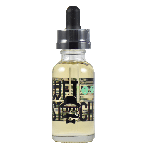 Wet Stache E-Juice - Pear Berry Custard