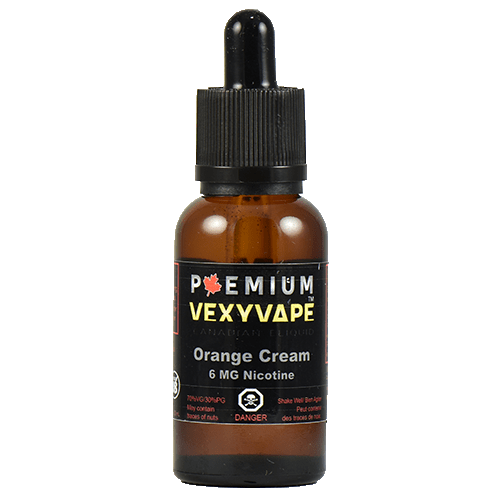 VexyVape eLiquid - Orange Cream