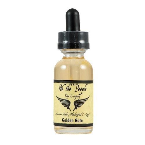 We The People Vape Company - Golden Gate