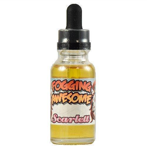 Fogging Awesome eJuice - Scarlett