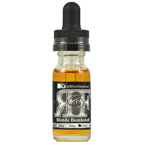 Rich & Famous E-Liquid - Blonde Bombshell