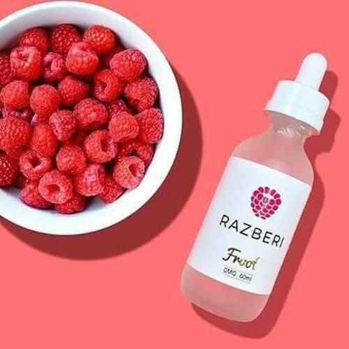 Froot eJuice - Razberi