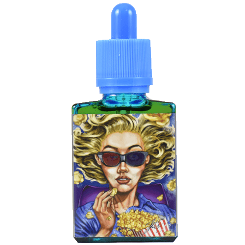 Bomb Queen E-Juice - 3D Pop