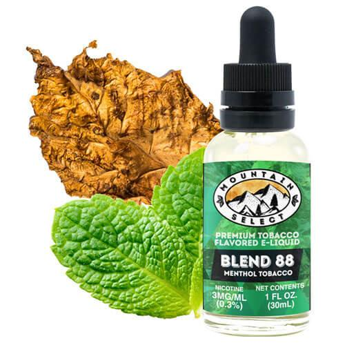 Moon Mountain Select eJuice - Blend 88