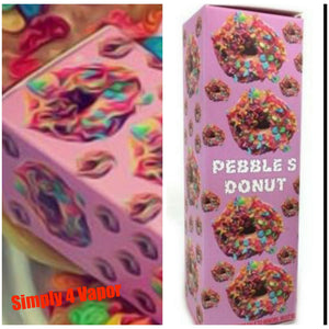 Pebble's Donut by D'oh Nut Ejuice - SIMPLY 4 VAPOR
