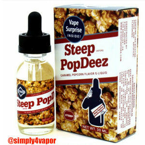 Pop Deez by Steep Vapors eliquid ejuice - SIMPLY 4 VAPOR