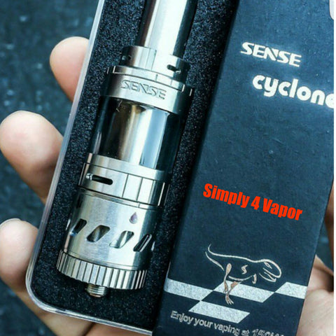 Cyclone Tank by Sense - SIMPLY 4 VAPOR
