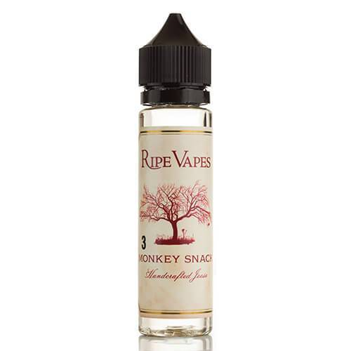 Ripe Vapes Handcrafted Joose - Monkey Snack