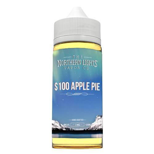 Northern Lights Vapor Co. - $100 Apple Pie