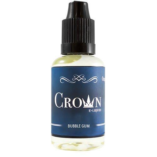 Crown E-Liquid - Bubble Gum
