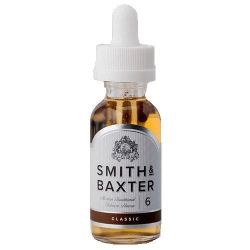 Smith & Baxter eLiquid - Classic Tobacco