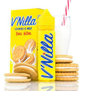 V'Nilla - Cookies & Milk eJuice