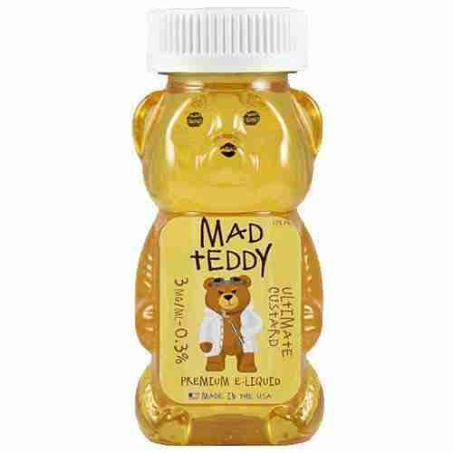 Mad Teddy Premium Eliquid - Ultimate Custard