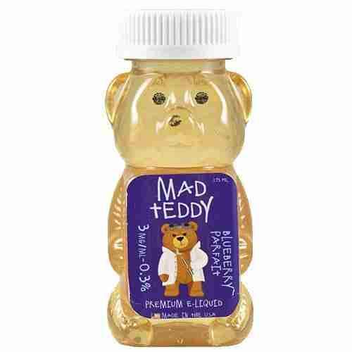 Mad Teddy Premium Eliquid - Blueberry Parfait
