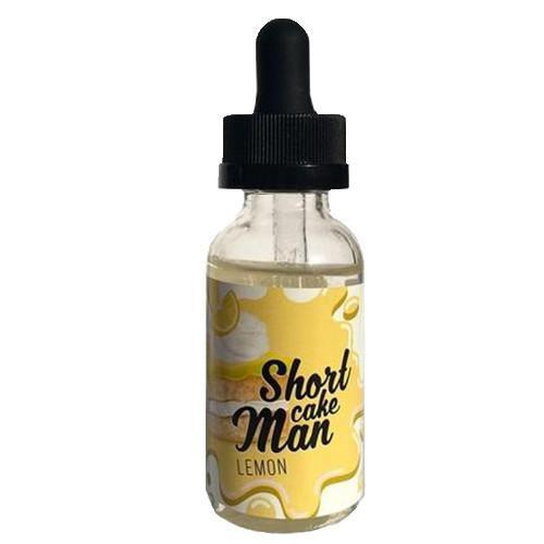 Short Cake Man eJuice - Lemon Shortcake