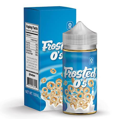 Tasty O's By Shijin Vapor - Frosted O's