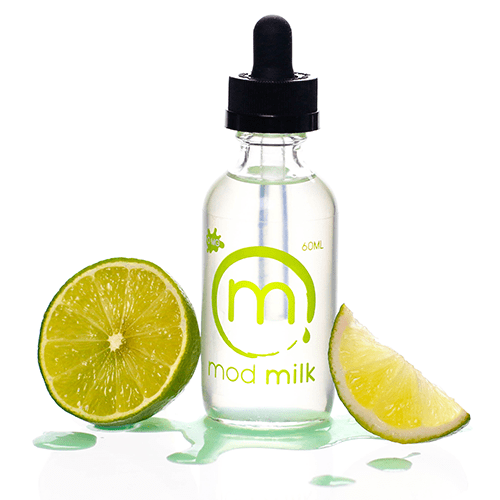 Mod Milk E-Liquid - Key Lime Milky Delight