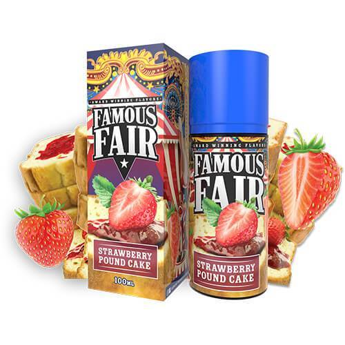 Famous Fair by One Hit Wonder - Strawberry Pound Cake