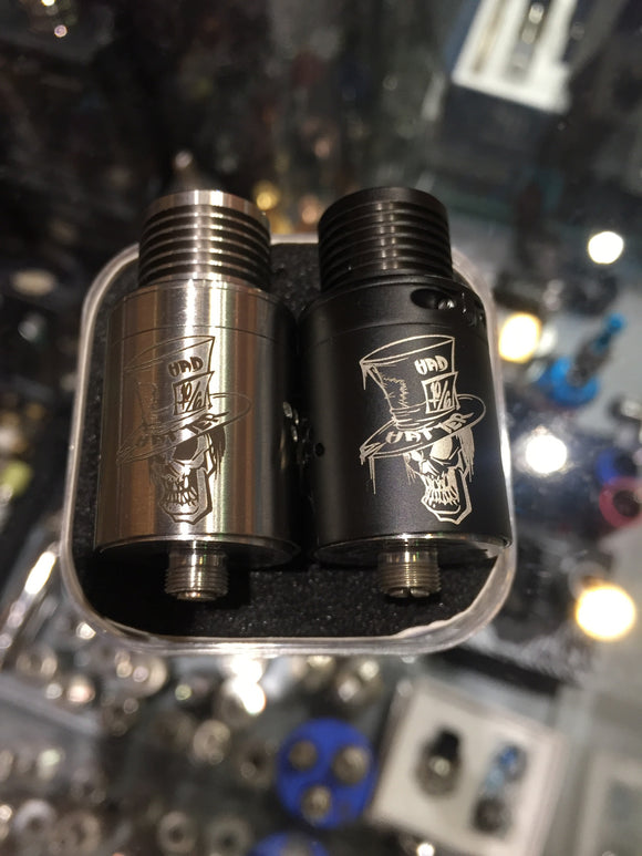 Mad Hatter V2 RDA by Advaken Authentic Original - SIMPLY 4 VAPOR
